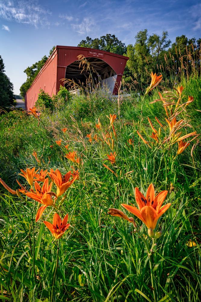 Holliwell Bridge | Shop Photography by Rick Berk