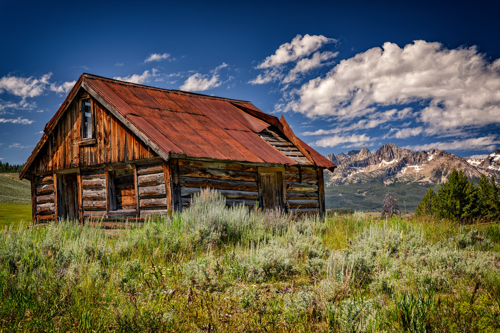 The Old Mountain Cabin | Shop Photography by Rick Berk