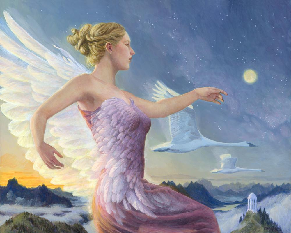 Fate's Wings  Art   Studio Girard