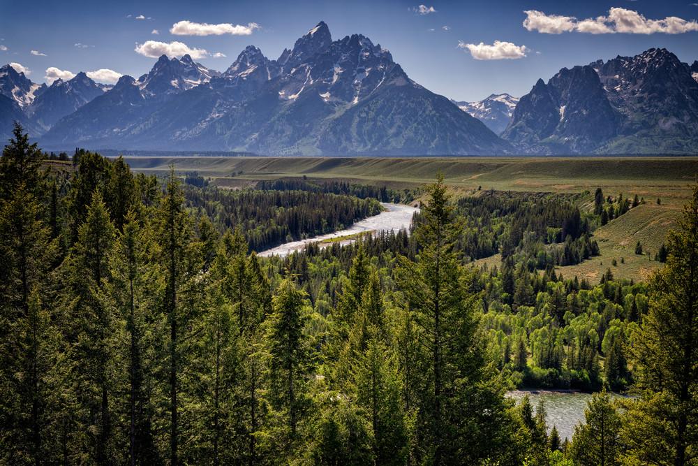 Grand Teton and the Snake River | Shop Photography by Rick Berk