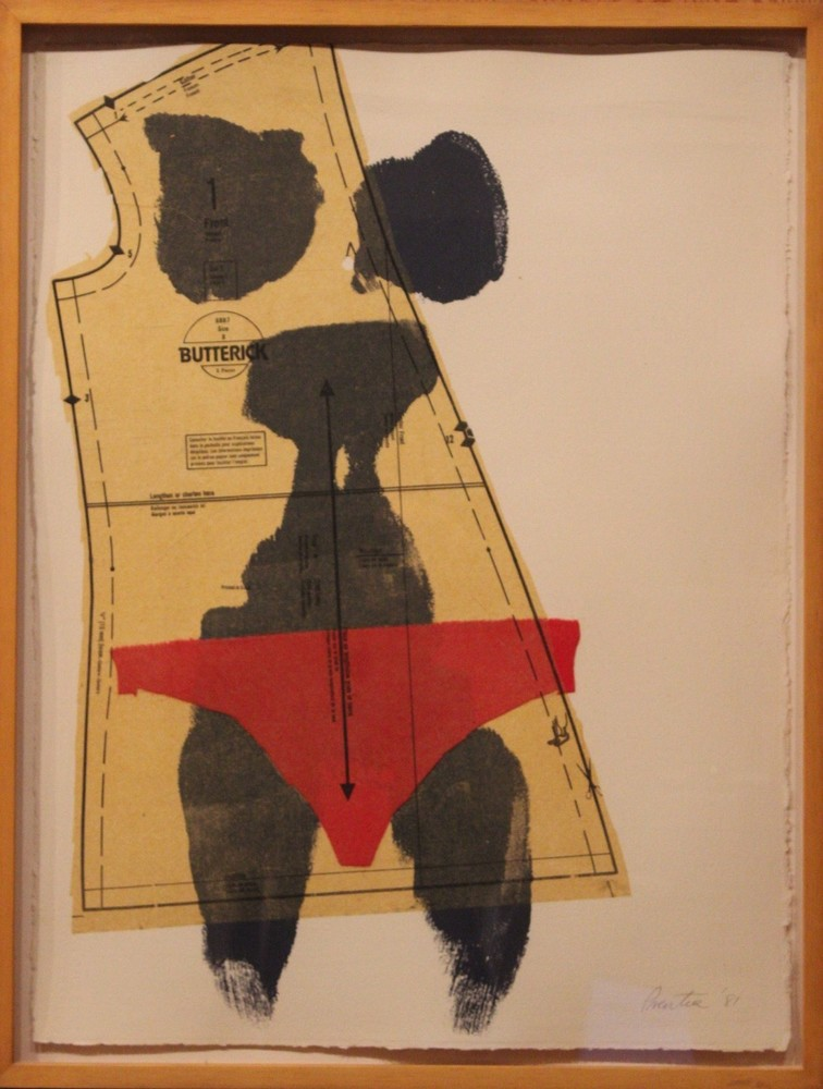 Red Bikini Art | David R. Prentice
