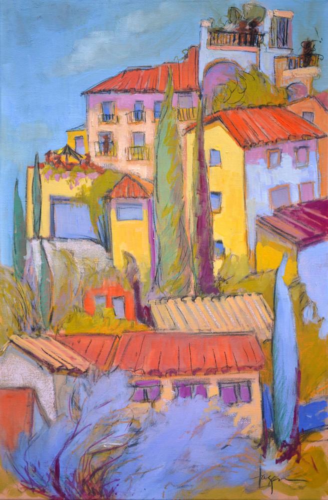Windows To The Sky Art | Dorothy Fagan Joy's Garden