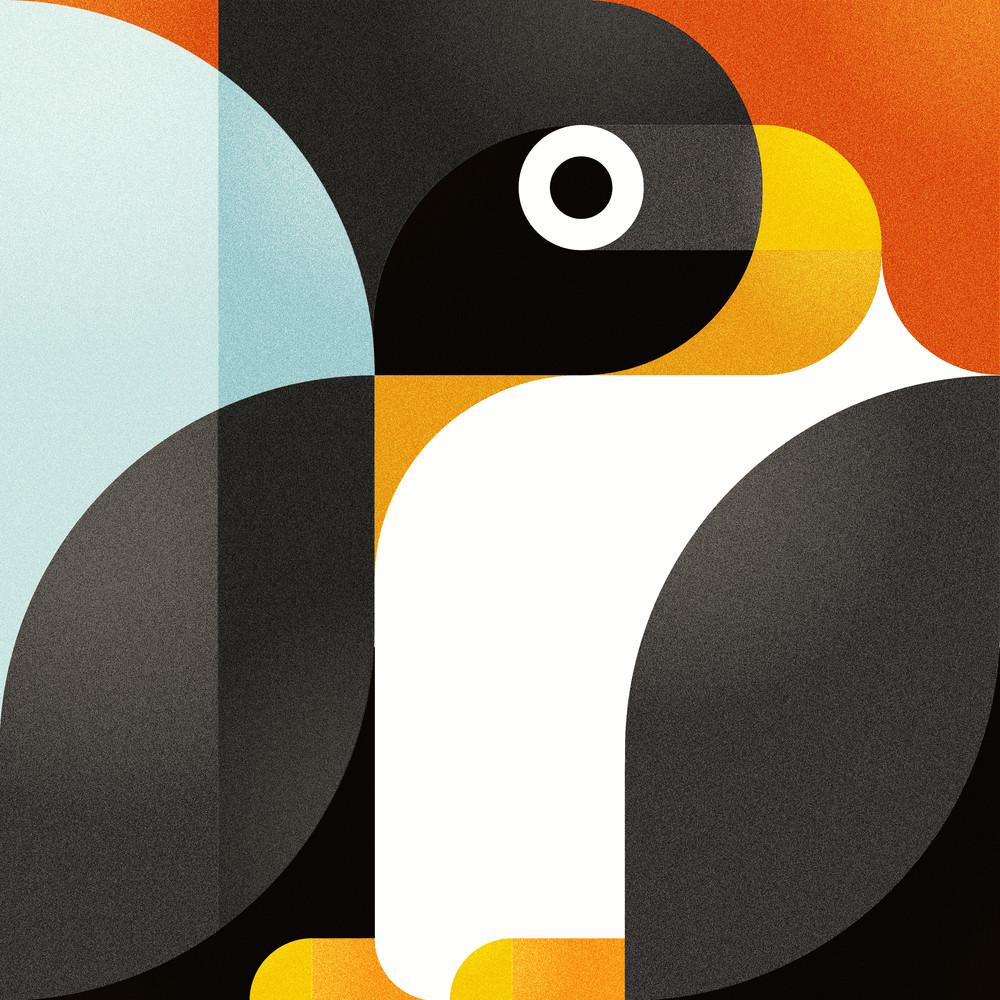 Penguin Art | Romanova Art