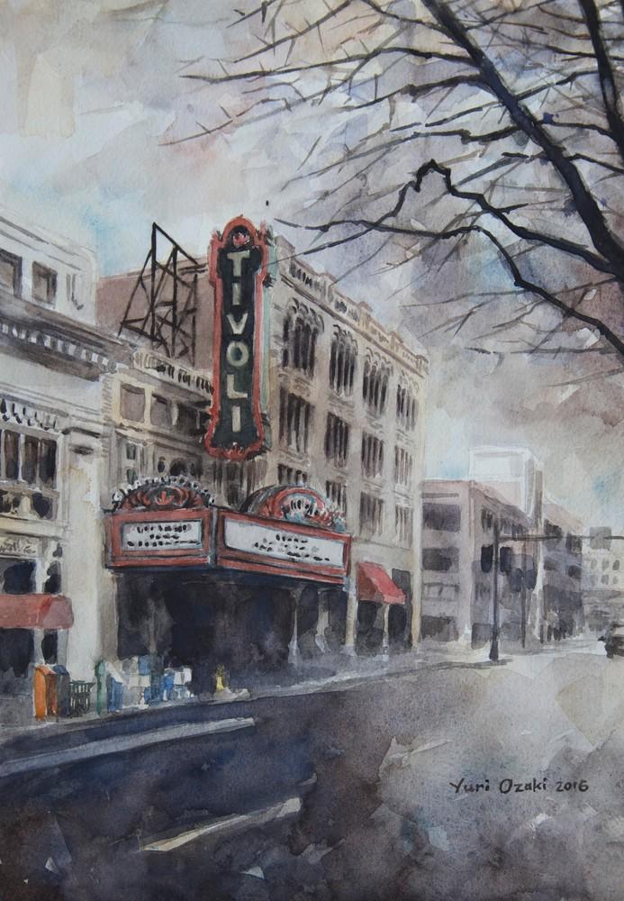 Chattanooga Tivoli Art | Romanova Art