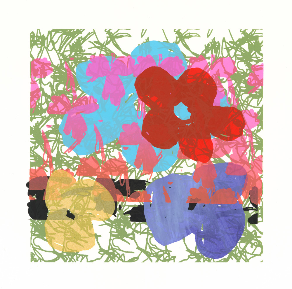 Floral 11of28 Art   i Ghibu - Art