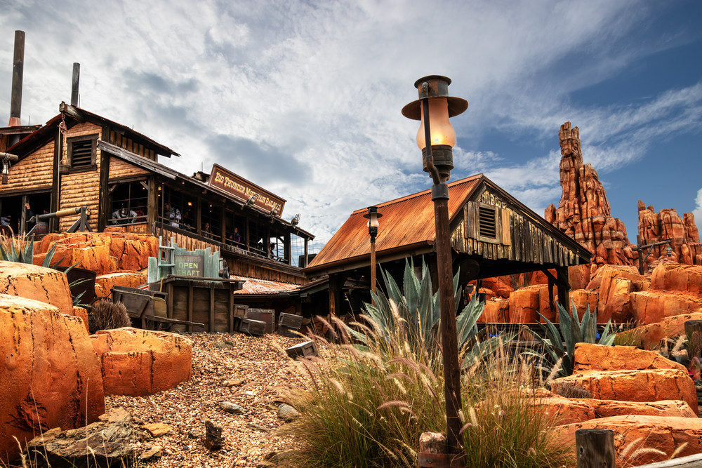 The Wilderness Of Big Thunder Mountain Photography Art | William Drew Photography