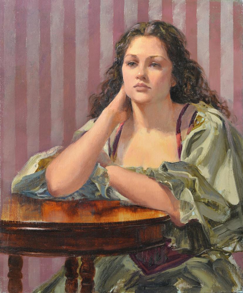 Ophelia Art | Liliedahl Art