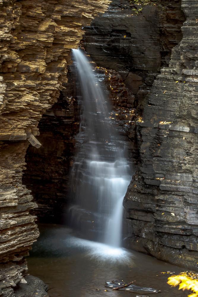 Watkins Glen Falls Photography Art   Nelson Rudiak Photography