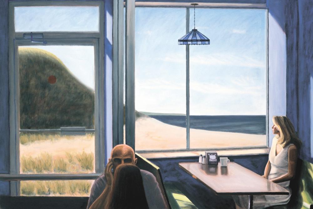 Waiting Art | The Art of David Arsenault