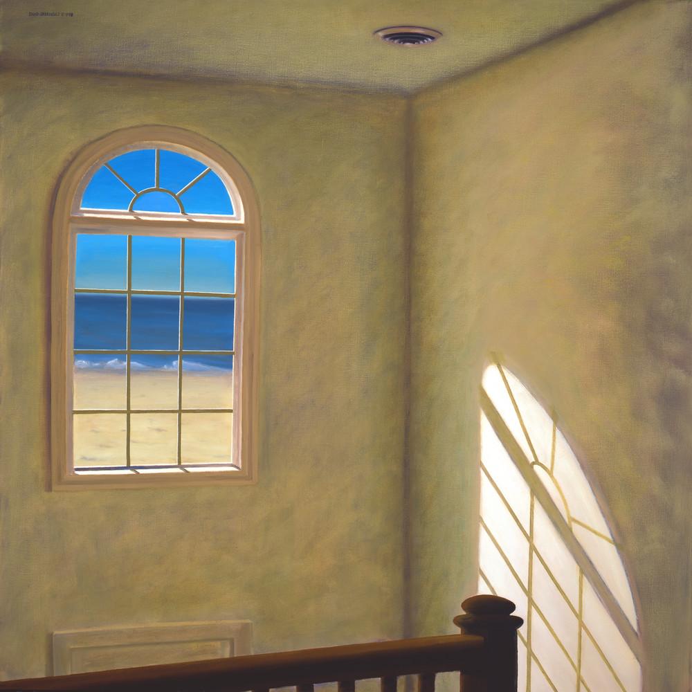 Window Ii Art | The Art of David Arsenault