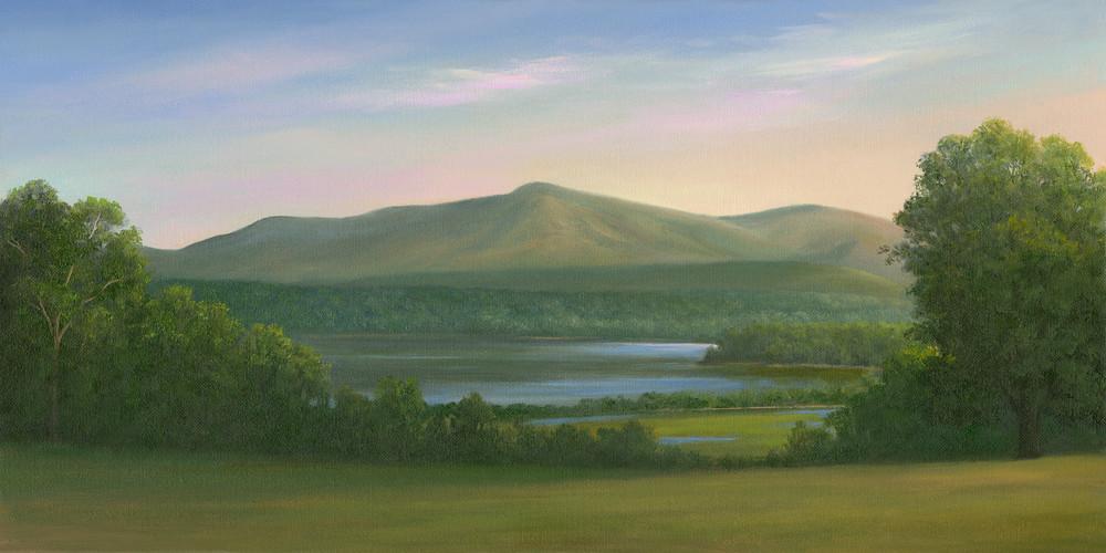 *View From Blithewood, Bard  Art | Tarryl Fine Art