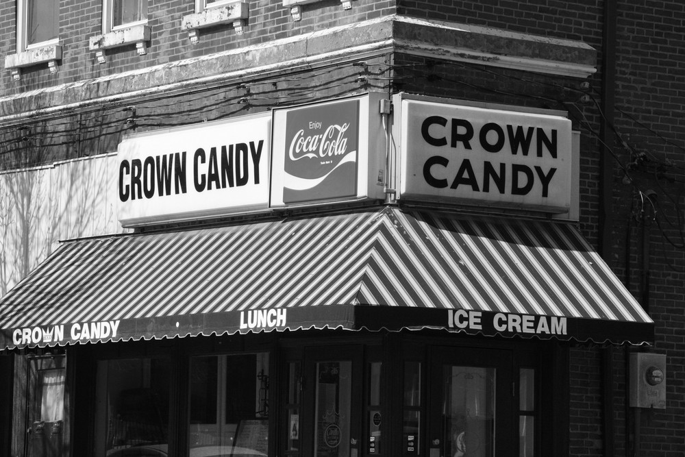 Crown Candy in Old North Saint Louis