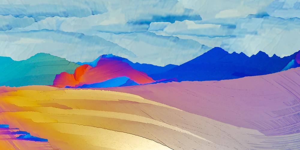 Odyssey (Multi Crystal Collage)  Art | Carol Roullard Art