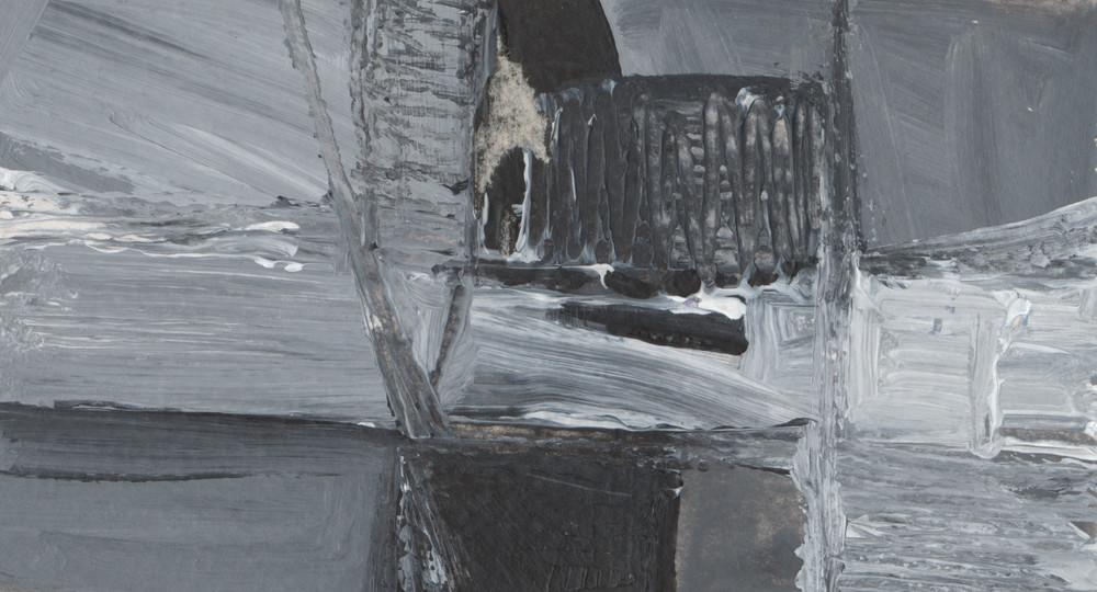Black And White Miniatures : No. 15 Art | Stephanie Visser Fine Art