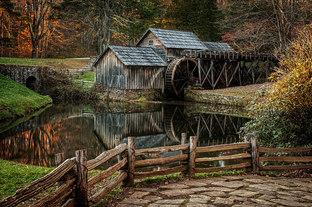 Mabry Mill Photography Art | Ken Smith Gallery
