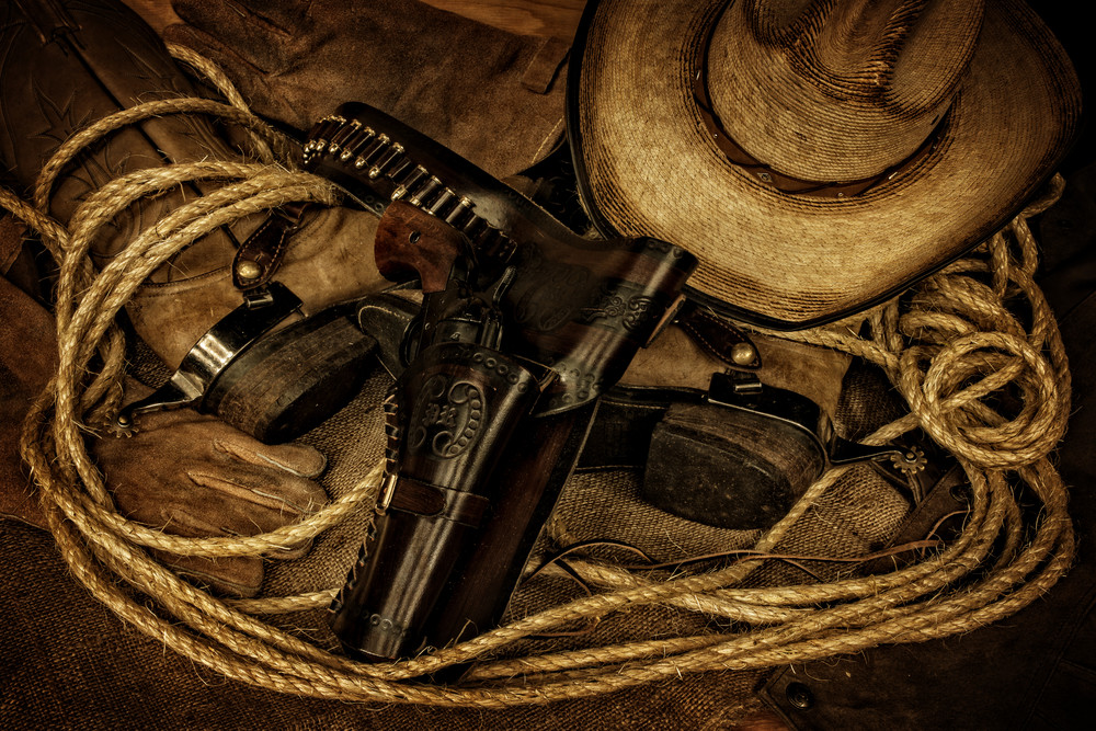 Boots And Bullets Photography Art | Ken Smith Gallery