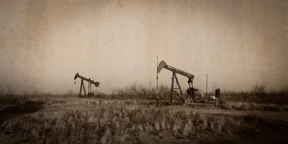 Texas Tea Panorama Photography Art | Ken Smith Gallery