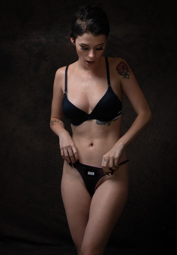 Tristen After A Swim 2 Photography Art | Dan Katz, Inc.