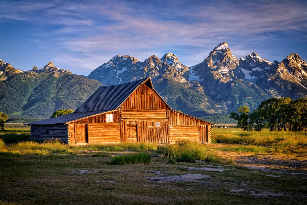 T.A. Moulton Barn | Shop Photography by Rick Berk