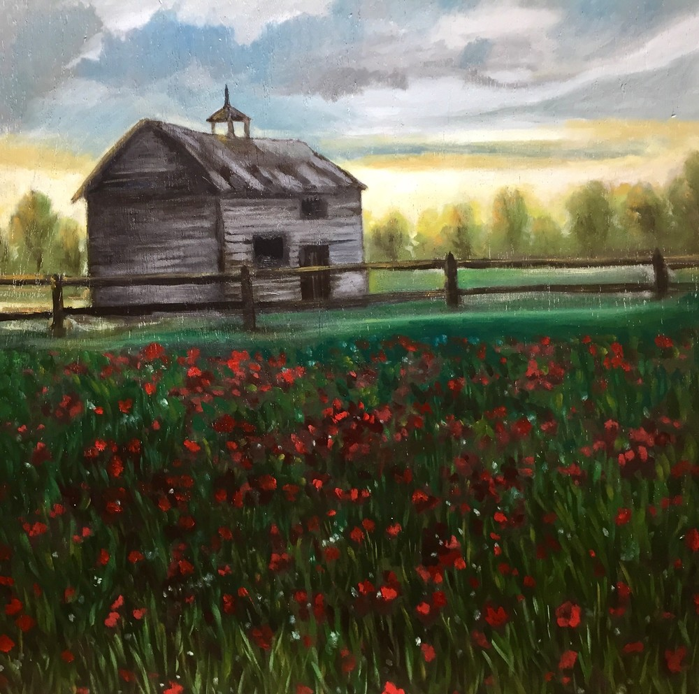A Whisper in Time Fine Art Print by Hilary J. England