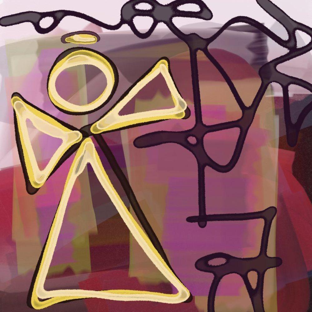 Angel In Chaos Art | laineek