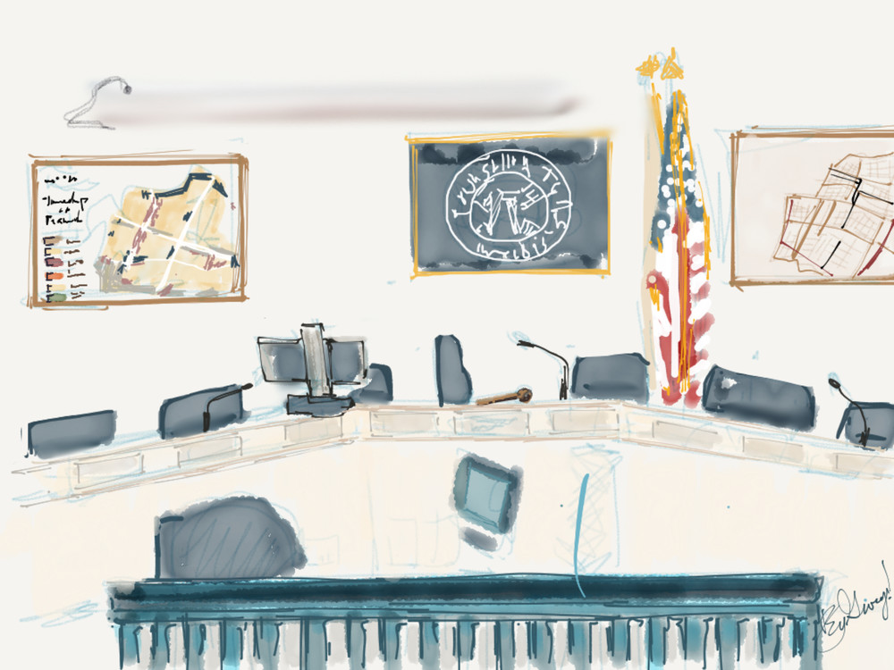 Day In Court.195 Art | ART By George!
