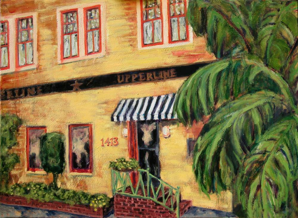 Upperline2008 Art | Joan Cox Art