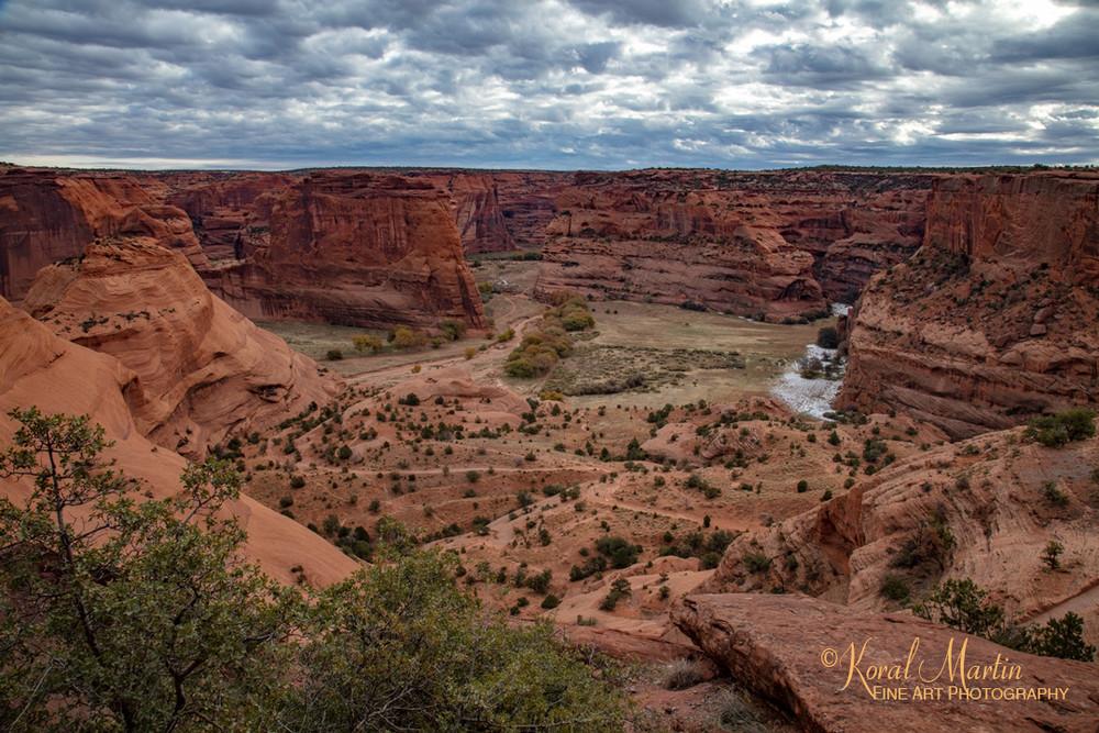 Canyon De Chelly 3516 U 19  Photography Art | Koral Martin Healthcare Art