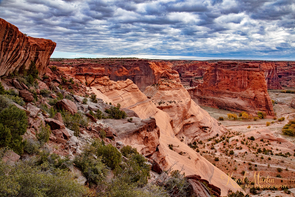 Canyon De Chelly 3513  Photography Art | Koral Martin Healthcare Art