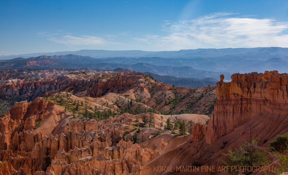 Bryce Canyon 4472 Koral Martin Photography Art | Koral Martin Healthcare Art