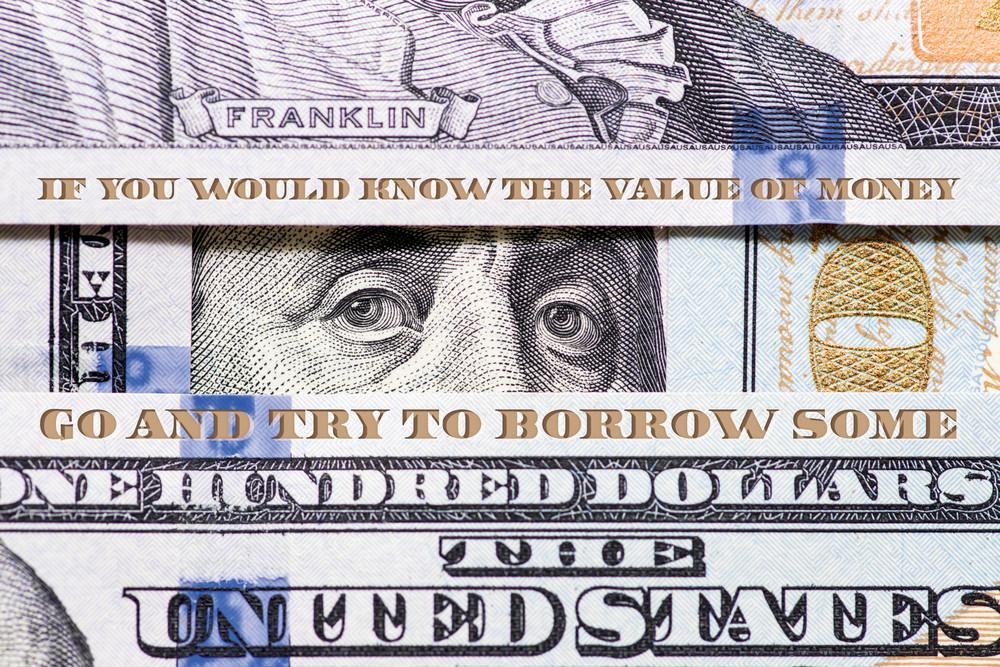 Value Of Money Art | Awake Graphics, LLC