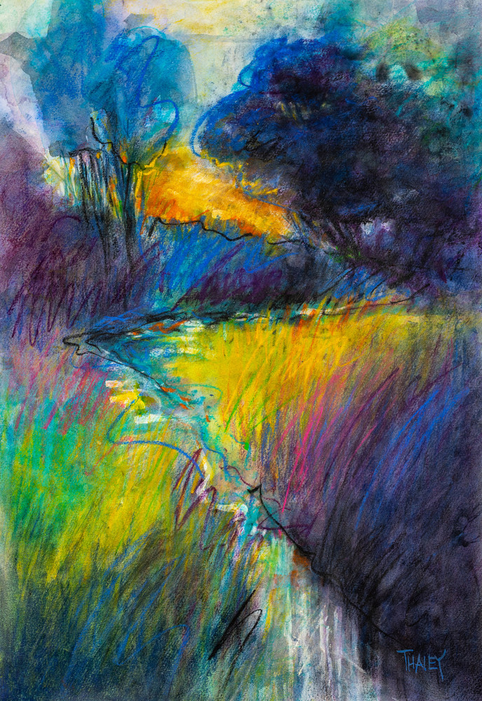 Breaking Light Art | Terrie Haley Artist