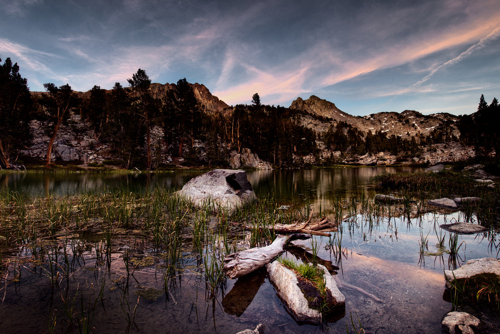 Memories Of The Mountains Art | Chad Wanstreet Inc