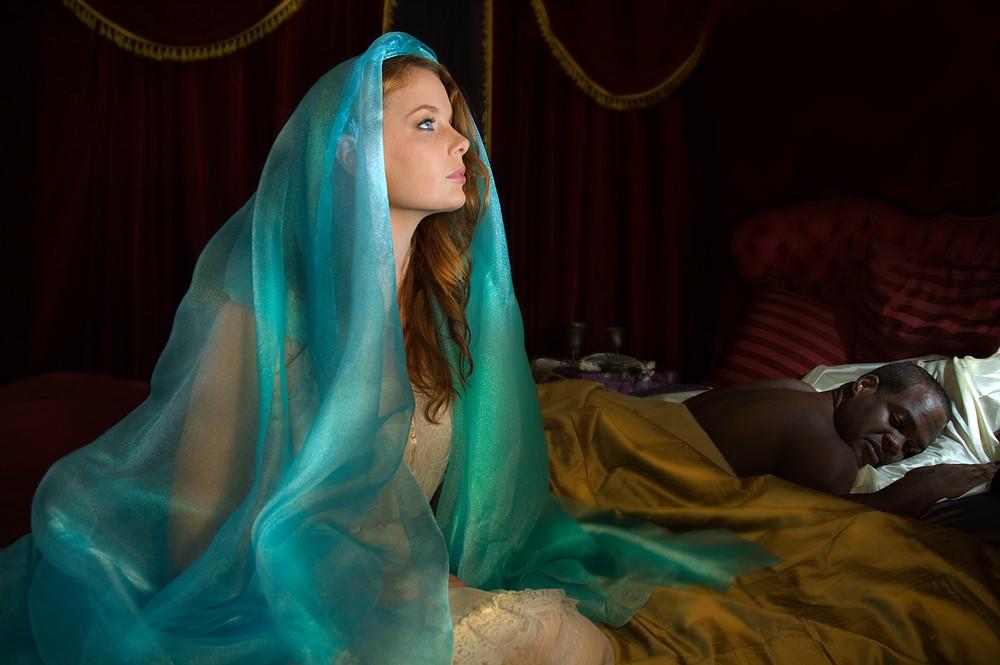 Jesus And The Virgin Mary Art | Angelica Hoyos Studio