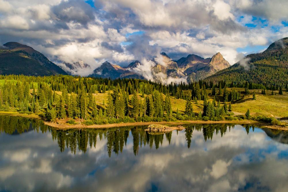 Molas Lake  Photography Art | Alex Nueschaefer Photography