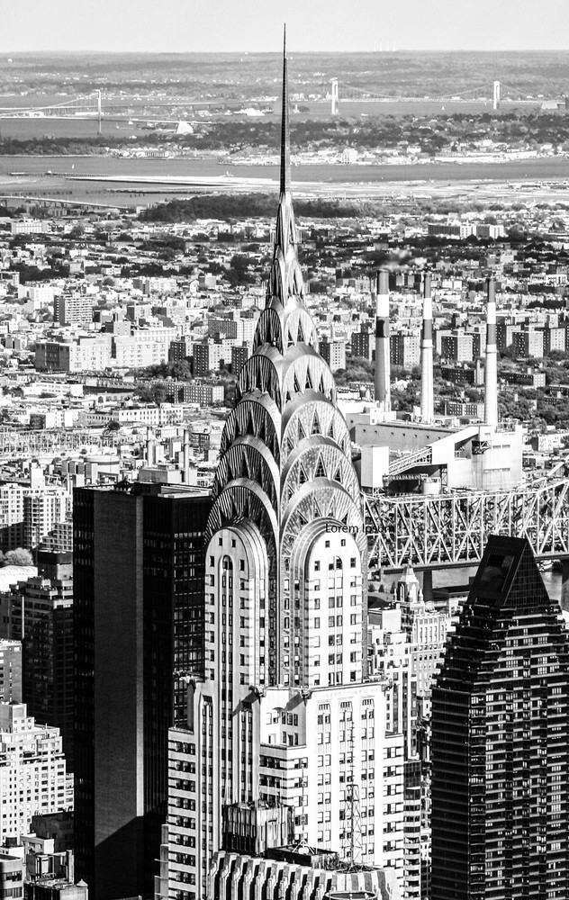 Chrysler Building Photography Art   Kristofer Reynolds Photography