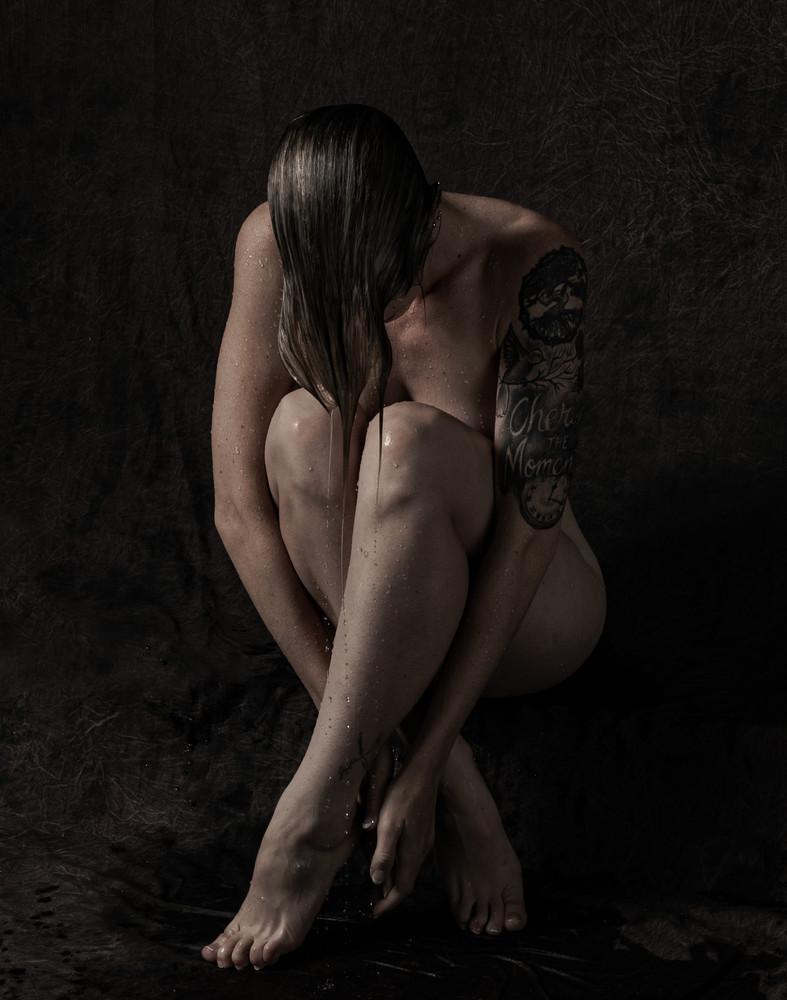 Dripping Solitude Photography Art | Dan Katz, Inc.
