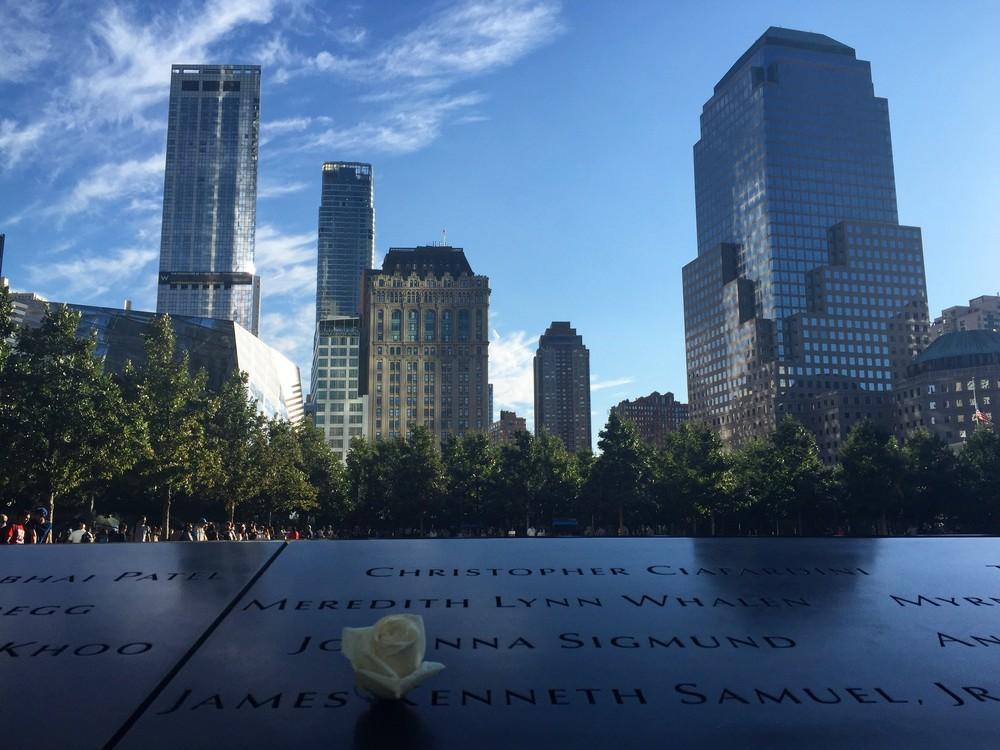 9/11 Memorial Art | Romanova Art