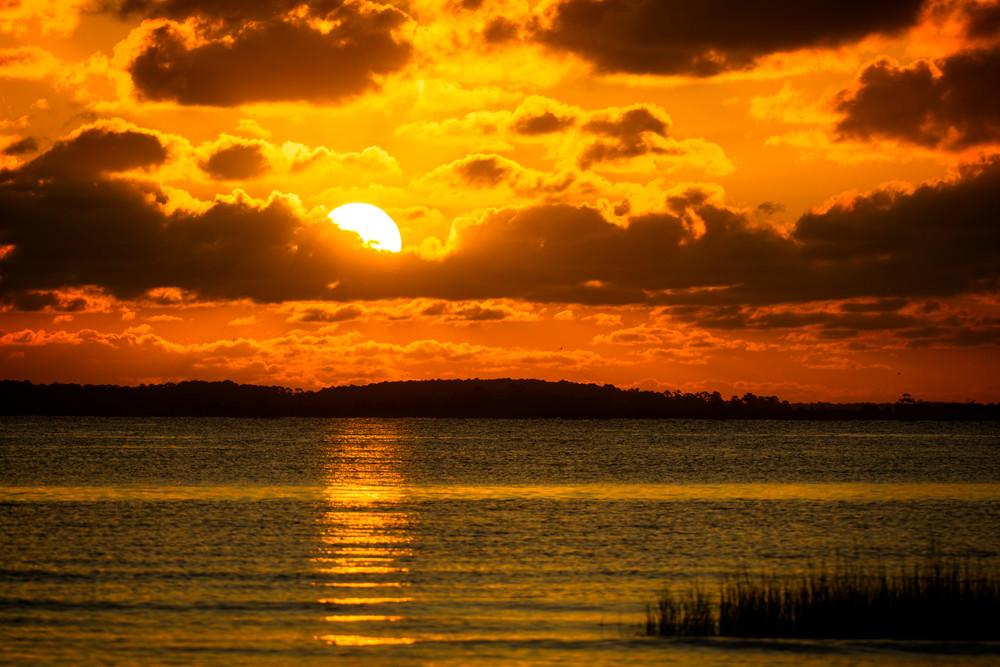 Sunrise Over Port Royal Sound