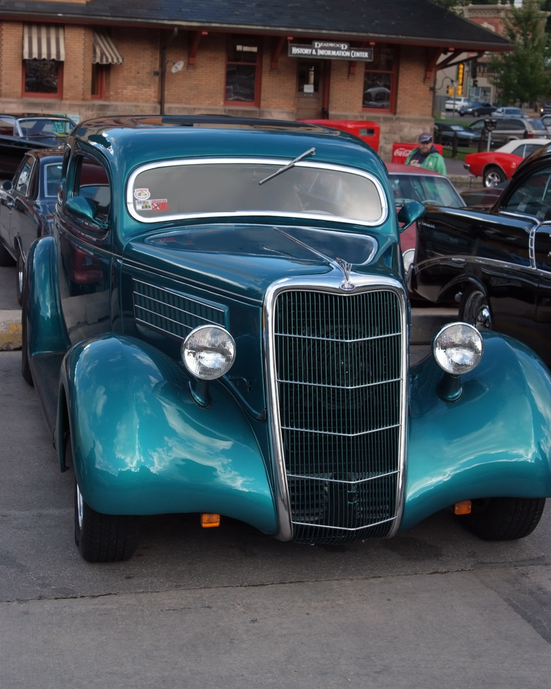 33 Ford Two Door Sedan Photography Art | Eric Hatch