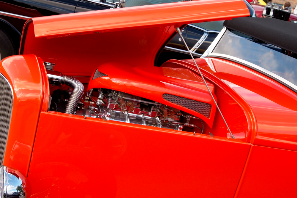 Red Ford Photography Art   Eric Hatch