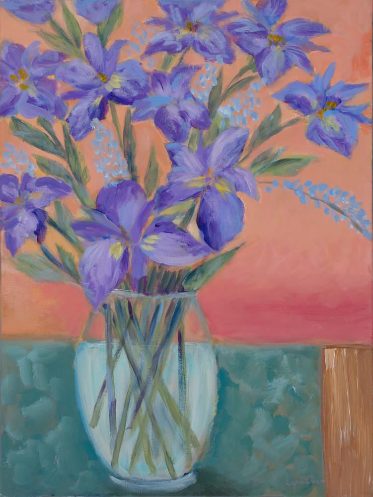 Iris Art | lynnericson-fine-art.com