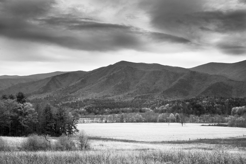 Mountains In Cades Cove, Tn Photography Art | Matt Cuda Nature Photography