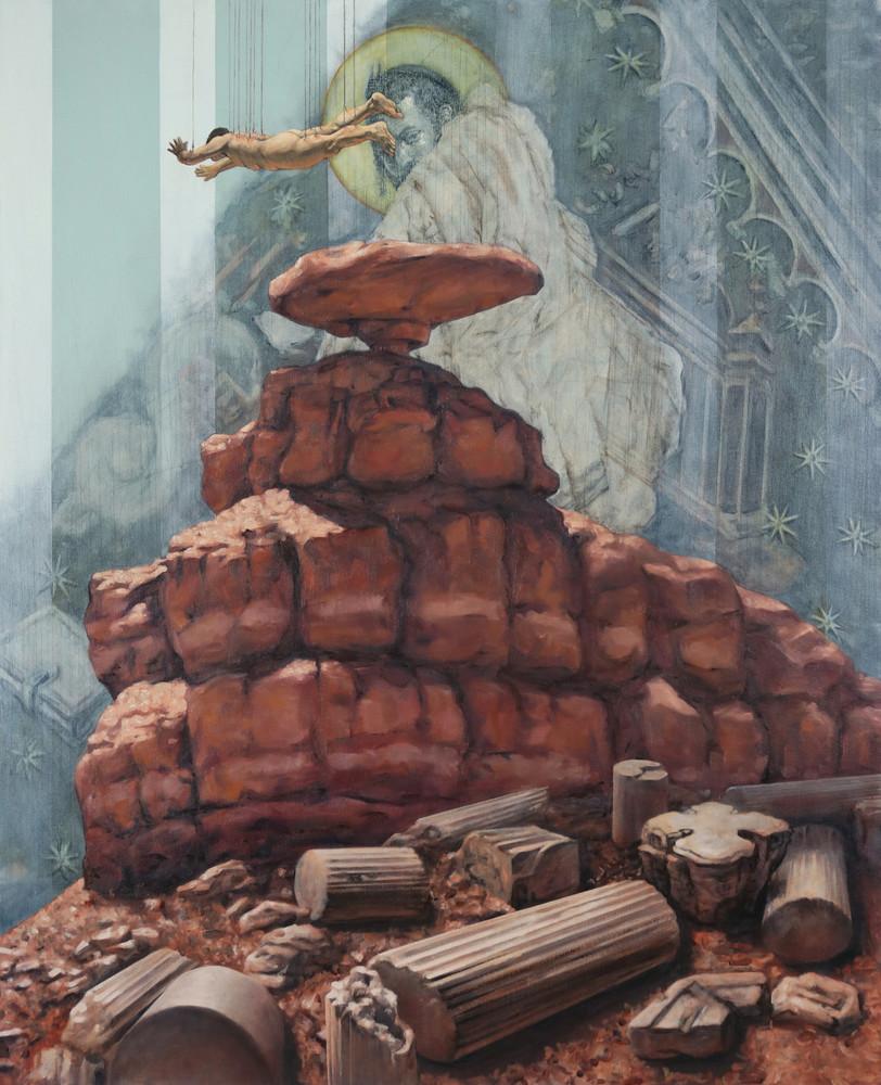 Stylites Art   Romanova Art