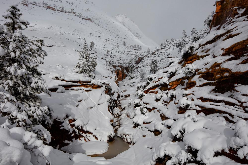 Snowy Slots Photography Art | Karl Buiter Photography Ltd