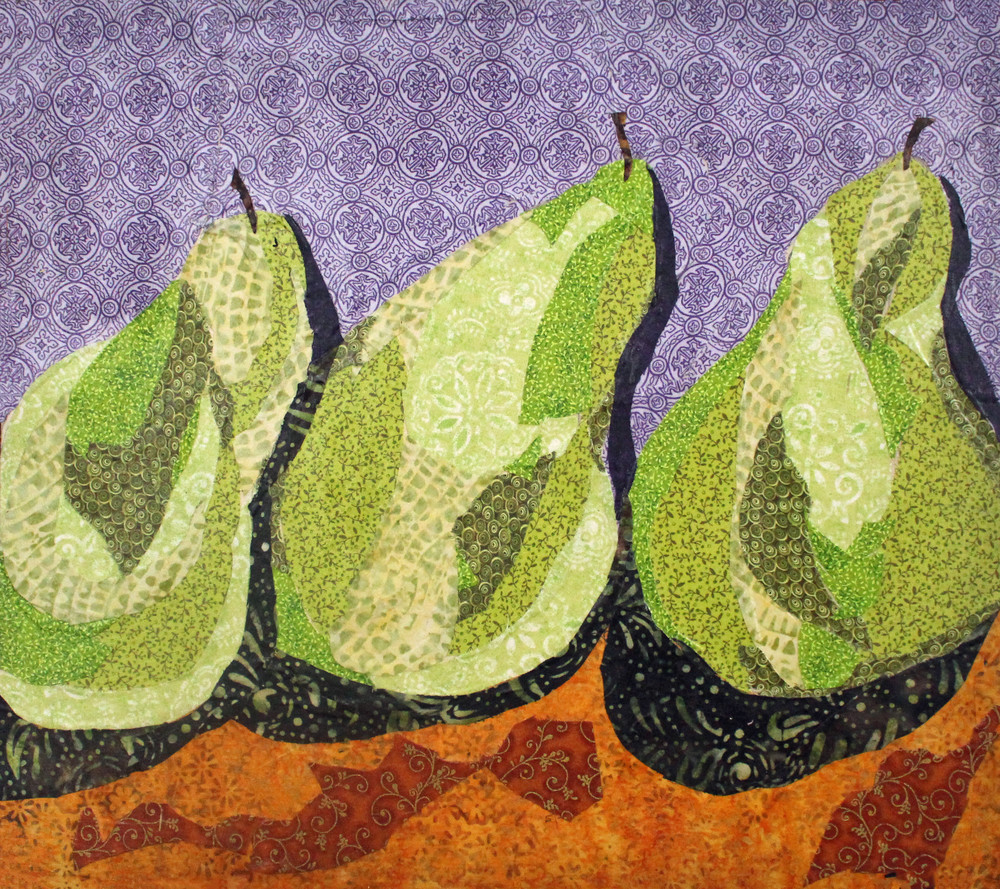 Pears Print Art | Sharon Tesser LLC