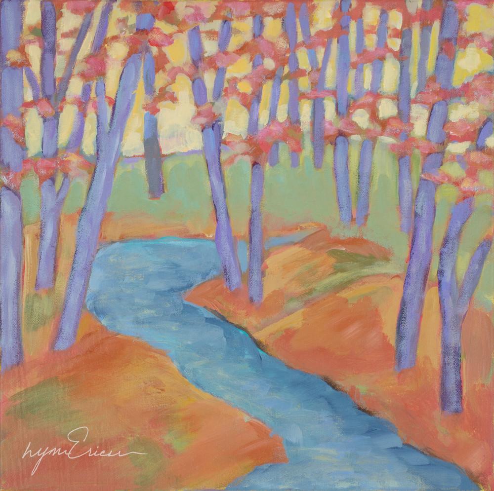 Orange Muse Art | lynnericson-fine-art.com