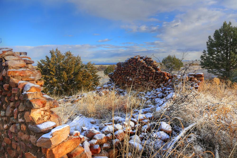 Ruins At Brown Canyon Ranch