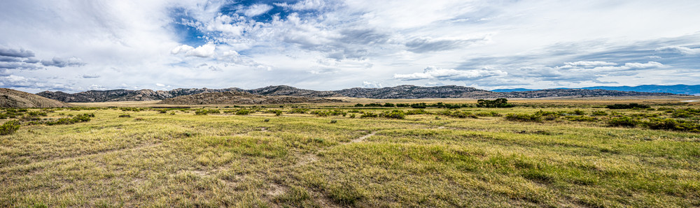 Independence Rock - Wyoming countryside photograph print