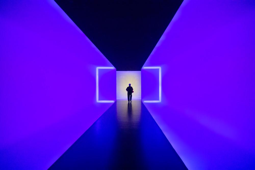 Stepping through the Light